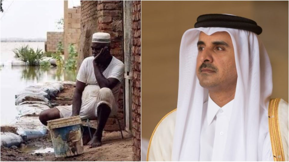 H.H. The Amir donates 50 million riyals to Sudan