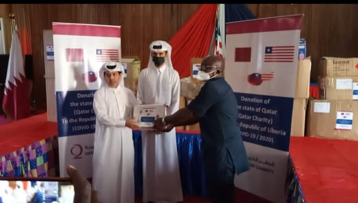 Qatar delivers Medical assistance