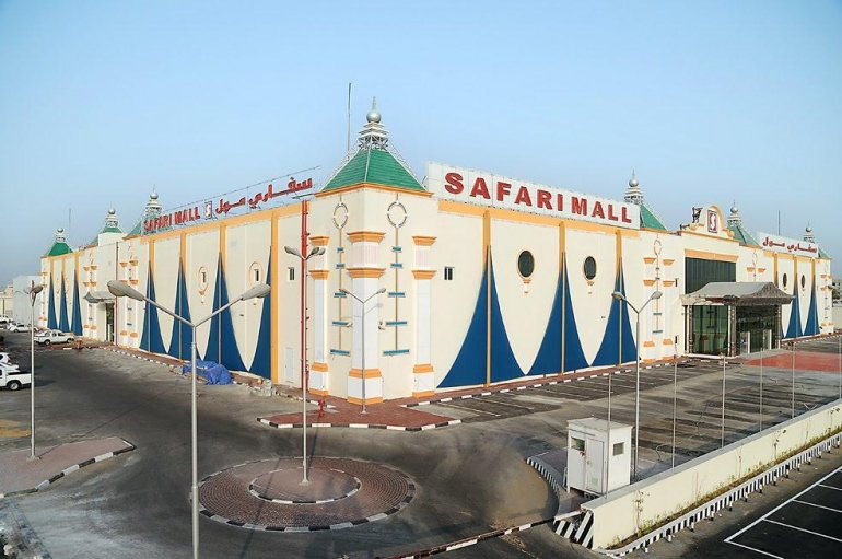 Safari Mall resumes operations